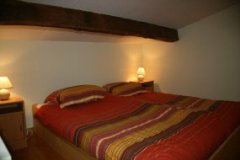 slaapkamer gîte A-Côté
